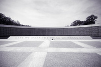 Star Field, National World War II Memorial, Washington DC, USA