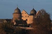 The Castle of Sababurg