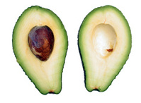 Avocadofrucht