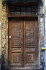 Old wood close texture door