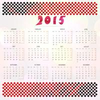 Yearly 2015 Calendar