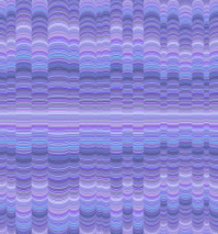 abstract striped coil backdrop in blue purple lavender