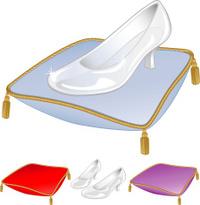Glass Slipper/Shoe