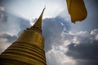 Wat Saket temple, Bangkok, Thailand