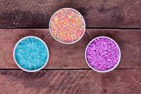 sugar sprinkles