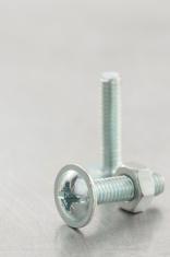 bolts tool at metal