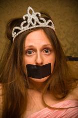 Kidnapped princess