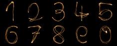 Sparkler Numbers