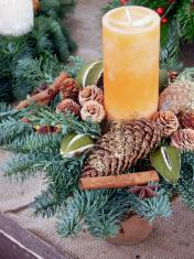 Advent ornament