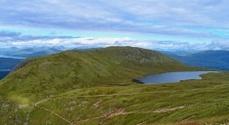 Landscape near Ben Nevis,Scotland, West Highlands