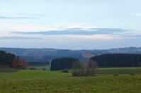 Eifel (Germany) - Landscape in the evening