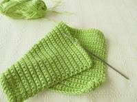 Crochet pot-holders