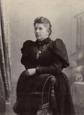 Victorian Lady Portlait No.8