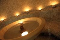 especially room for turkish bath