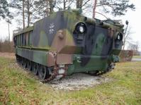 MGM-52 Lance tank