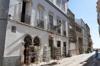 Faro old town street