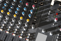 Audio mixer equipment