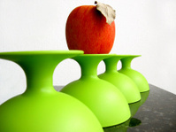 Green Plastic #03