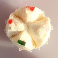 """Thai dessert made from flour and sugar Called """"Pui Fai"""""""