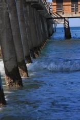 Side of Pier