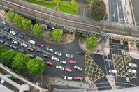 Inner city traffic