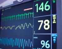 Medical Monitoring Screen