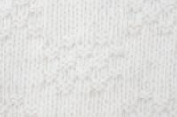 white woolen texture