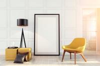 Bauhaus Interior Wallart Copyspace