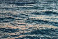 Twilight Sea Background