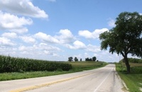 Down The Country Road
