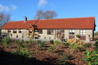 Image of old barn conversion house / bungalow, converted stables