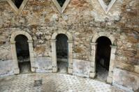 Ancient thermal baths