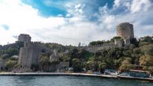 Europa´s castle on Bosporus
