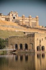 Jaipur Fort in India