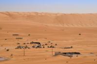 Desert meeting in Oman