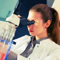 Women in lab
