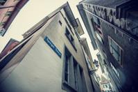 Zurich narrow street