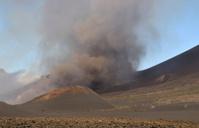 Volcano Erupting in Fogo