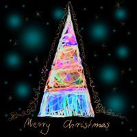 Christmas Tree-Merry CHristmas
