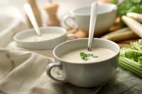 Soup Stills: Asparagus Soup