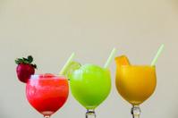 Three Color Margarita Drink Specials