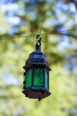 Hanging Vintage Wedding Lantern Lights