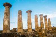 Erakles temple