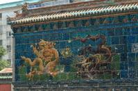 Die 9 Drachenmauer von Datong in China