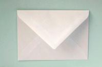 envelope back side