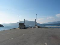 Ferry boat port