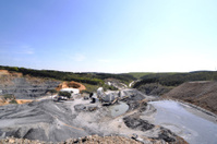Big pit mining