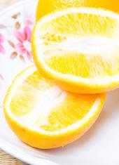 Mandarin Sliced