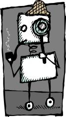 Robot Detective