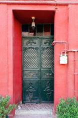old door in istanbul